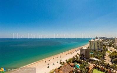 2110 N Ocean Blvd UNIT 19A&19D, Fort Lauderdale, FL 33305 - #: F10059363