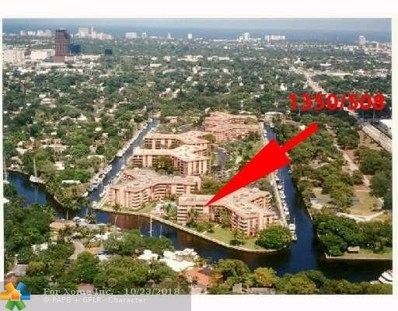 1350 River Reach Dr UNIT 508, Fort Lauderdale, FL 33315 - #: F10093362