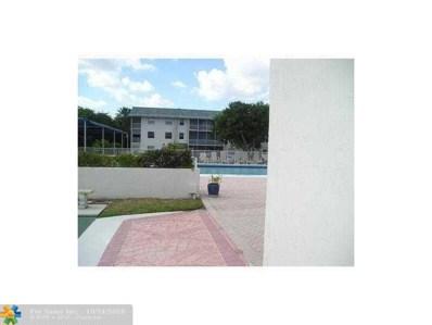 4990 E Sabal Palm Blvd UNIT 312, Tamarac, FL 33319 - #: F10107384