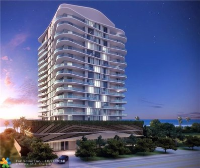 730 N Ocean Blvd UNIT 1505, Pompano Beach, FL 33062 - #: F10107530