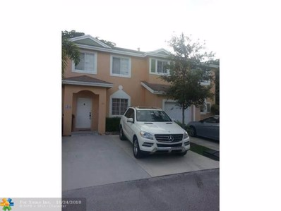 1105 SW 44th Way UNIT 1105, Deerfield Beach, FL 33442 - #: F10109687
