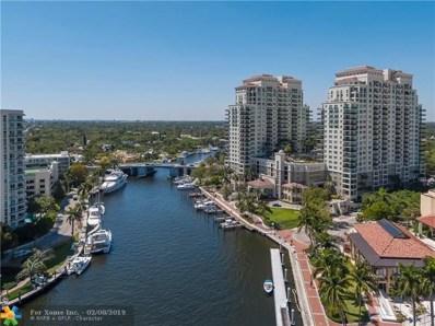 610 W Las Olas Blvd UNIT 1213N, Fort Lauderdale, FL 33312 - #: F10114290