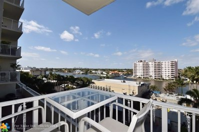 3020 NE 32nd Ave UNIT 508, Fort Lauderdale, FL 33308 - #: F10115505