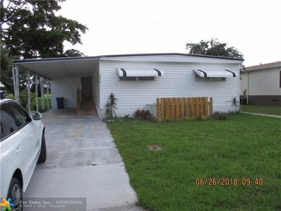 2212 SW 83rd Ave, Davie, FL 33324 - #: F10129233