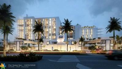401 N Birch Road UNIT 408, Fort Lauderdale, FL 33304 - #: F10131599