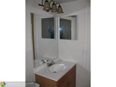 6190 Woodlands Blvd UNIT 117, Tamarac, FL 33319 - #: F10132650
