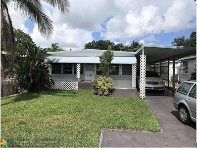 5461 SW 32nd Ter, Fort Lauderdale, FL 33312 - #: F10134601