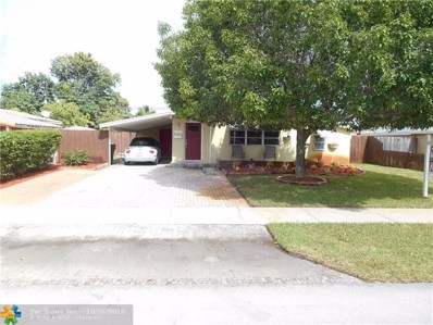 5920 NE 2nd Ave, Oakland Park, FL 33334 - #: F10137559