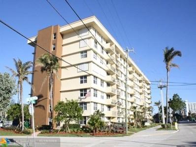 1009 N Ocean Blvd UNIT 403, Pompano Beach, FL 33062 - #: F10139002