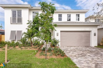 1719 NE 18th St, Fort Lauderdale, FL 33305 - #: F10140362