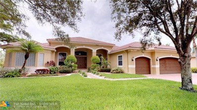 13804 SW 40th St, Davie, FL 33330 - #: F10140749