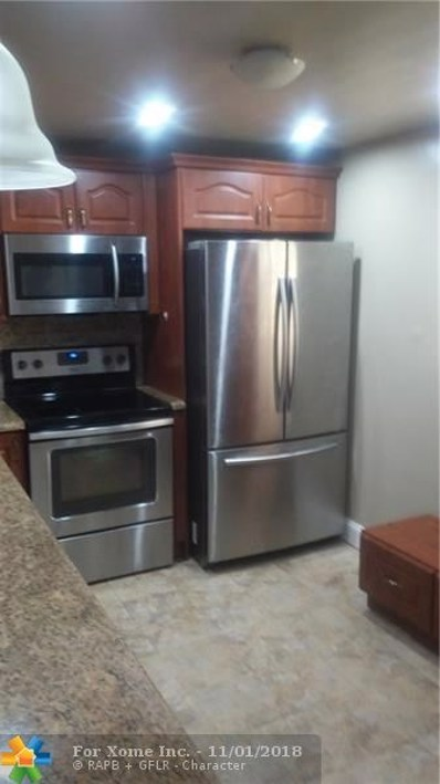 1800 SW 81 Avenue UNIT 1218, North Lauderdale, FL 33068 - #: F10143144
