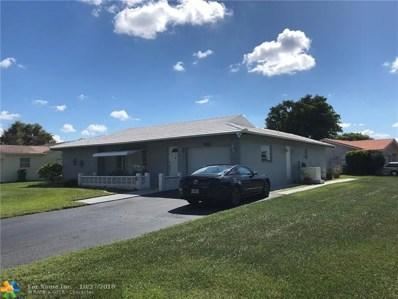 7105 NW 97th Ave, Tamarac, FL 33321 - #: F10143597