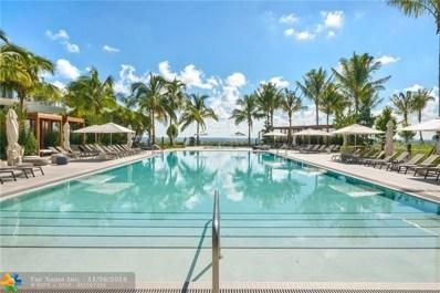 2200 N Ocean Boulevard UNIT N804, Fort Lauderdale, FL 33305 - #: F10143647
