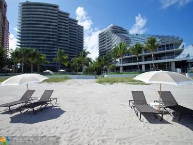 2200 N Ocean Boulevard UNIT N802, Fort Lauderdale, FL 33305 - #: F10143662