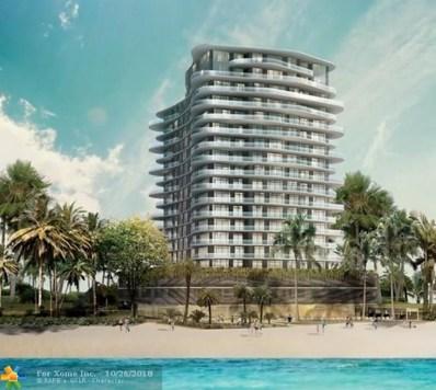 730 N Ocean UNIT 1602, Pompano Beach, FL 33062 - #: F10143669
