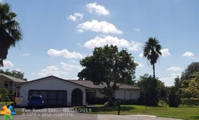 10920 NW 24 St, Coral Springs, FL 33065 - #: F10143834