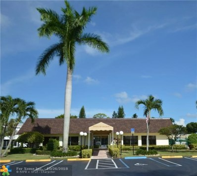 1160 Mahogany Way UNIT 102, Delray Beach, FL 33445 - #: F10144033