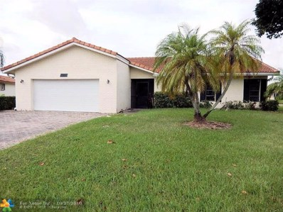 7035 NW 105th Ave, Tamarac, FL 33321 - #: F10145059