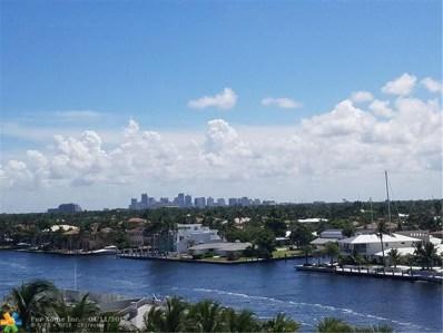 3020 NE 32nd Ave UNIT 510, Fort Lauderdale, FL 33308 - #: F10145332