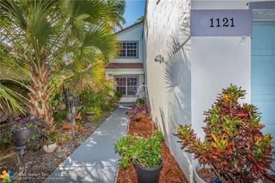 1121 NW 111th Ave, Plantation, FL 33322 - #: F10145540