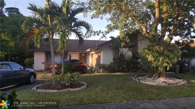 7527 SW 6th St, North Lauderdale, FL 33068 - #: F10146403