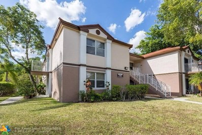 11201 SW 13th St UNIT 101, Pembroke Pines, FL 33025 - #: F10146829