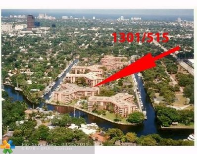 1301 River Reach Dr UNIT 515, Fort Lauderdale, FL 33315 - #: F10146883