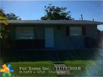 1901 SW 68th Ter, North Lauderdale, FL 33068 - #: F10148696