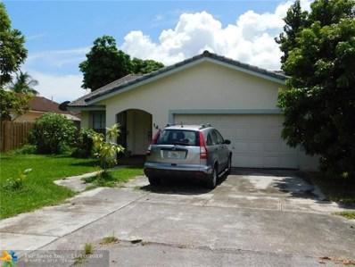14512 SW 168th Ter, Miami, FL 33177 - #: F10148851