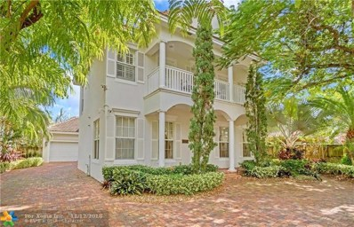 1704 NE 16th Ave, Fort Lauderdale, FL 33305 - #: F10149585