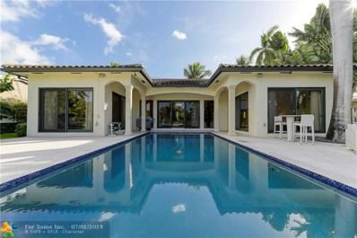 2437 Castilla Isle, Fort Lauderdale, FL 33301 - #: F10149738