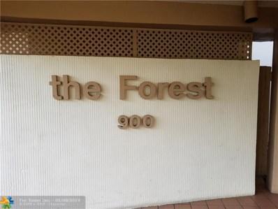 900 Saint Charles Pl UNIT 822, Pembroke Pines, FL 33026 - #: F10149743
