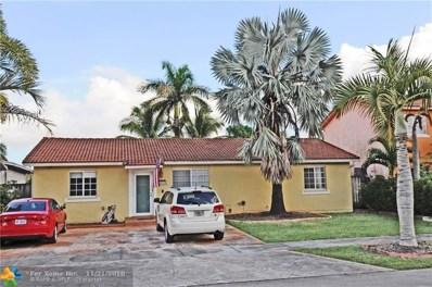 18043 SW 153rd Pl, Miami, FL 33187 - #: F10150983