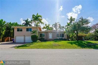 2514 NE 24th St, Fort Lauderdale, FL 33305 - #: F10151222