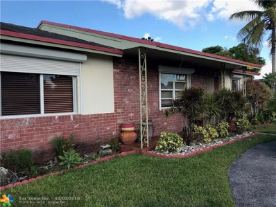 7813 SW 7th St, North Lauderdale, FL 33068 - #: F10152283