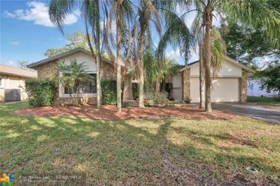 10869 NW 21st Pl, Coral Springs, FL 33071 - #: F10152806