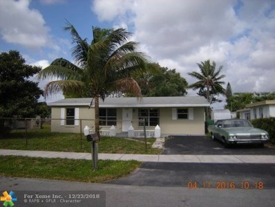 1821 NW 33rd Way, Lauderhill, FL 33311 - #: F10154190