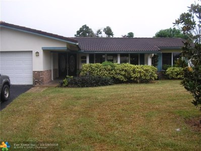 7514 NW 42nd St, Coral Springs, FL 33065 - #: F10154347