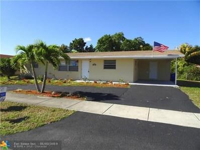 4011 NE 6th Ave, Pompano Beach, FL 33064 - #: F10154354