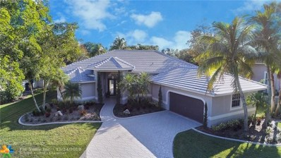 12742 NW 13th Ct, Coral Springs, FL 33071 - #: F10154956