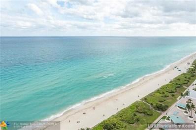 16699 Collins Ave UNIT 2501, Sunny Isles Beach, FL 33160 - #: F10155014