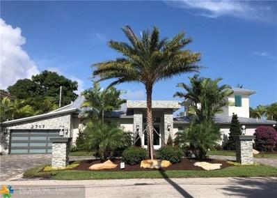 2717 NE 25th St, Fort Lauderdale, FL 33305 - #: F10155488