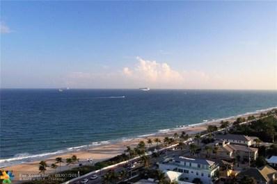 1901 N Ocean Blvd UNIT PH-D, Fort Lauderdale, FL 33305 - #: F10156218