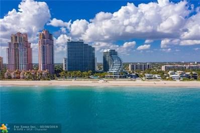 2200 N Ocean Blvd UNIT N903, Fort Lauderdale, FL 33305 - #: F10156233