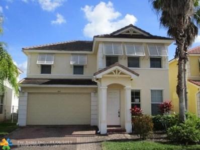 464 Belle Grove Ln, Royal Palm Beach, FL 33411 - #: F10156372
