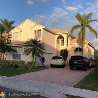 3460 Greenview Ter, Margate, FL 33063 - #: F10156625