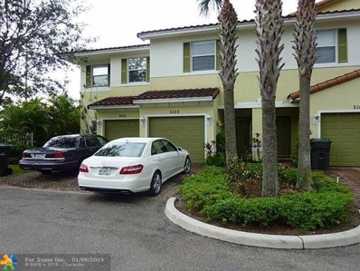 3103 NW 24th Way, Oakland Park, FL 33309 - #: F10156731