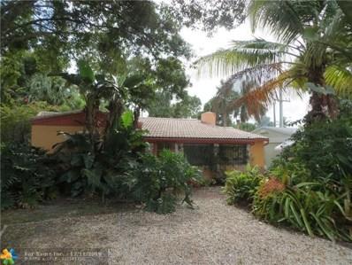 838 SW 9th St, Fort Lauderdale, FL 33315 - #: F10158263