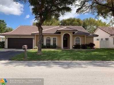 4511 NW 88th Ter, Coral Springs, FL 33065 - #: F10162229